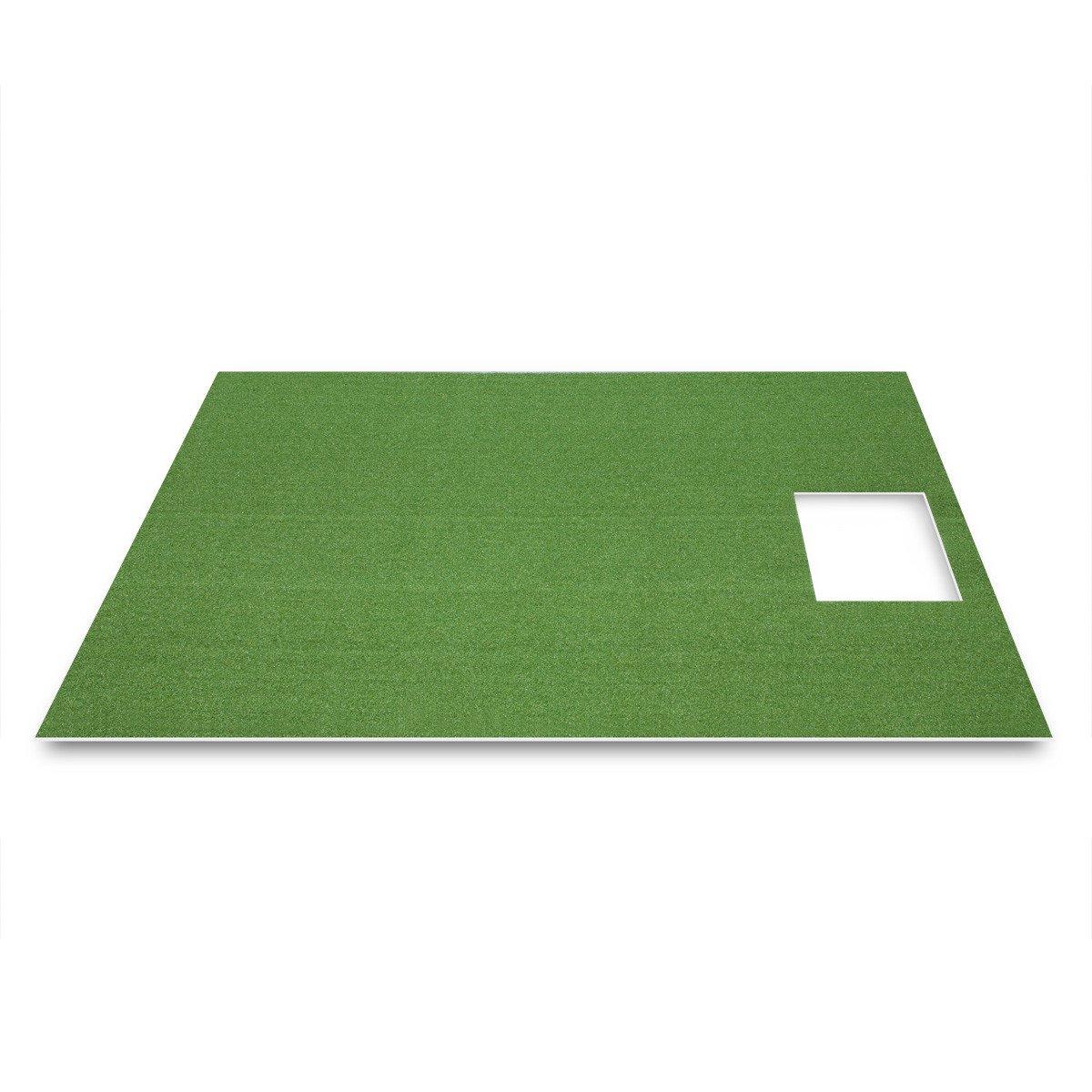 full mats youtube durapro version watch golf fairwaypro mat