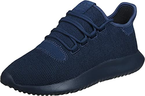 buy online f7794 53125 adidas Tubular Shadow Knit Scarpa blue black navy