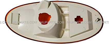 Replacement For Kenworth T2000 Trailer Truck 98-10 Signal Corner Light Lamp Fits Left Right
