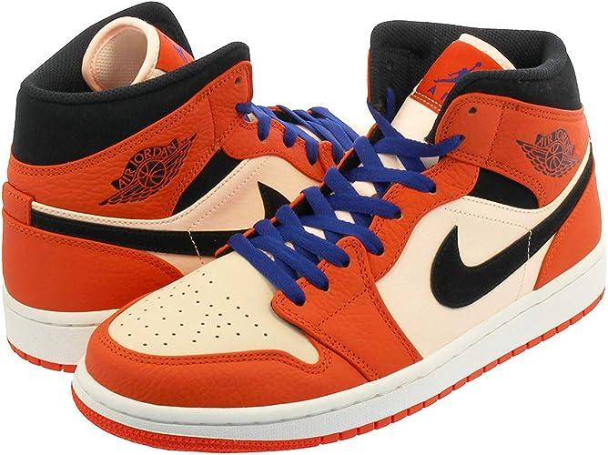 team orange jordan 1
