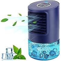Mobiele airconditioner, mini-luchtkoeler, mobiele airconditioning, stil, luchtkoeler, mini-4-in-1 ventilator…