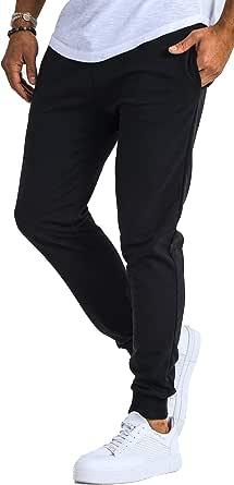 Björn Swensen Joggingbroek voor heren, katoen, joggingbroek, lange sportbroek, vrijetijdsbroek, trainingsbroek, jongens, jogger, slim fit
