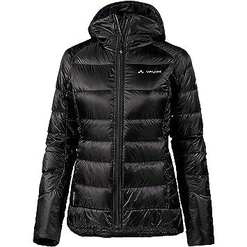 b9bc51a527 VAUDE Women's Kabru Hooded Jacket III Veste Doudoune en Duvet Naturel pour  Les Sports de Montagne
