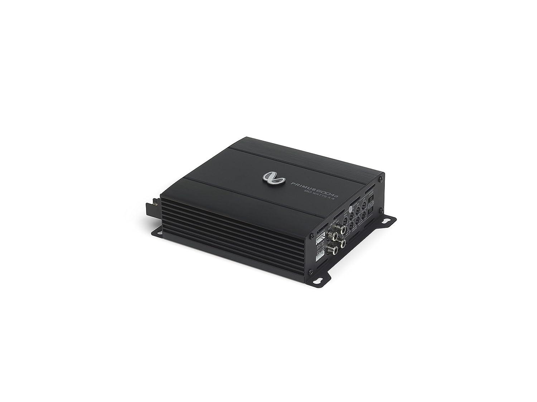 Infinity PRIMUS-6004A Primus - Amplificador de 4 Canales, 40 W x 4: Amazon.es: Electrónica