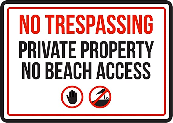 Metal iCandy Products Inc No Running 7.5x10.5 Inch Or Other Dangerous Horseplay Pool Spa Warning Small Sign Pushing