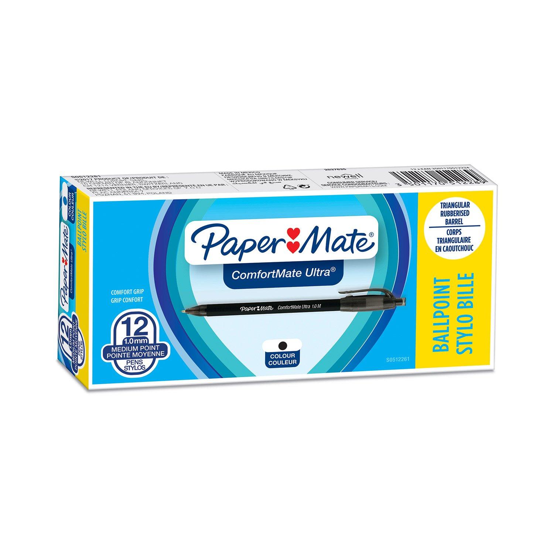Paper Mate S0512281 Bol/ígrafo de punta redonda Color Azul