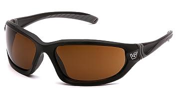 sporty glasses  Amazon.com: Venture Gear Ocoee Sporty Safety Sunglasses, Black ...