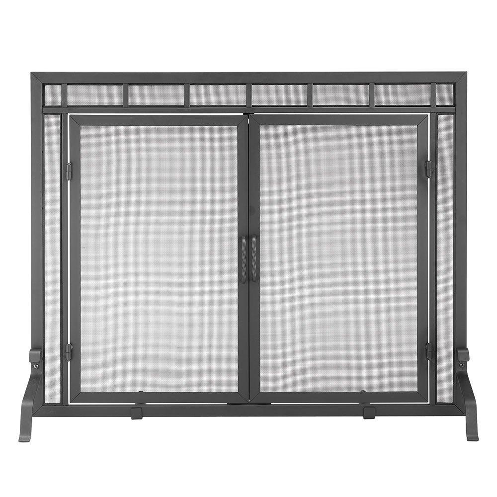 amazon com minuteman international x800286 black door screen