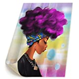 """8""""x12"""" HD Printed Frameless African Women with"""