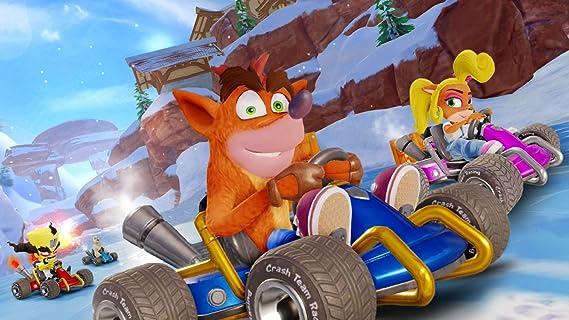 Crash™ Team Racing Nitro-Fueled - Nintendo Switch [Importación inglesa]: Amazon.es: Videojuegos