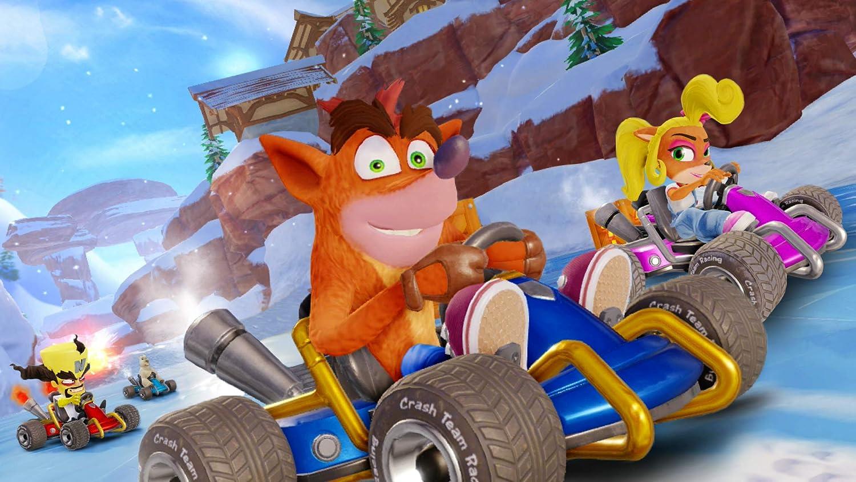 Crash Team Racing Nitro Fueled Nsw Games