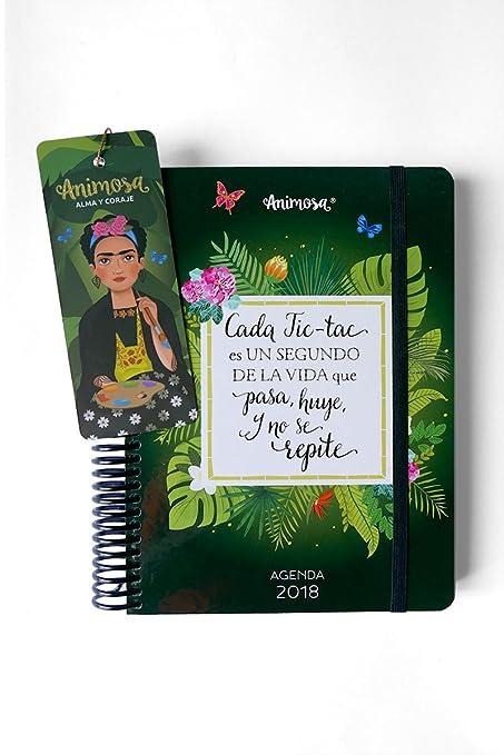 Agenda Dia Pagina Frida Kahlo