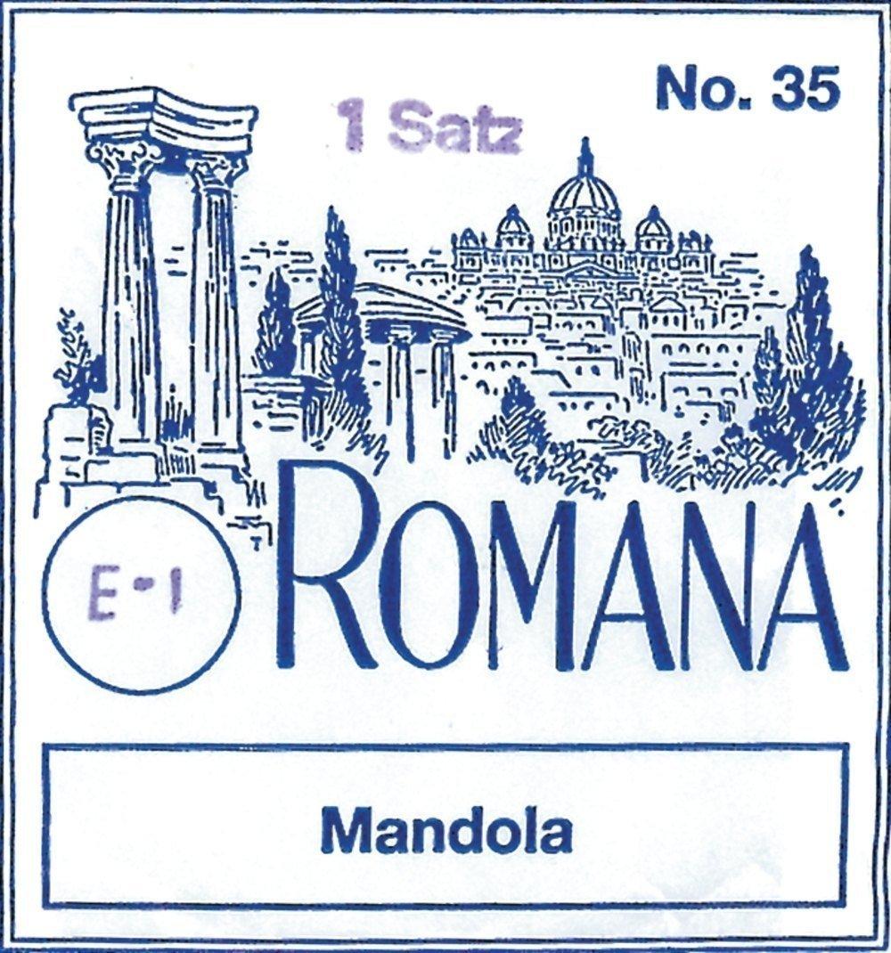 Romana Romana Saite fü r Mandola G