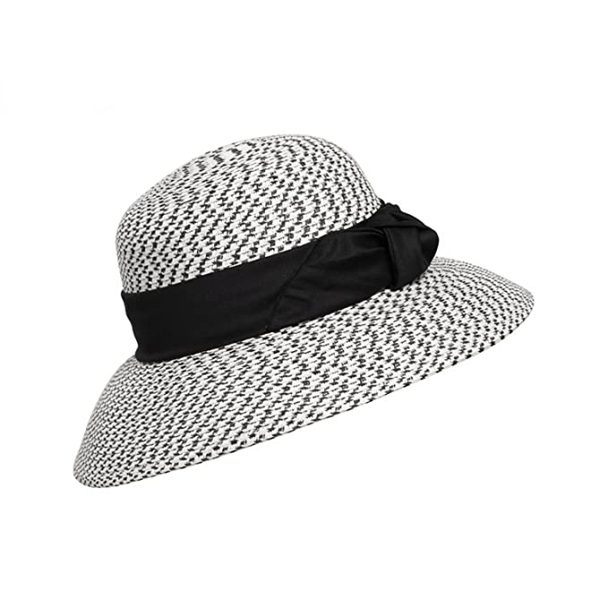 feef52dff1014 Hat Ladies Summer Sun hat Korean UV Sun hat Sunscreen Folding Beach Straw  hat