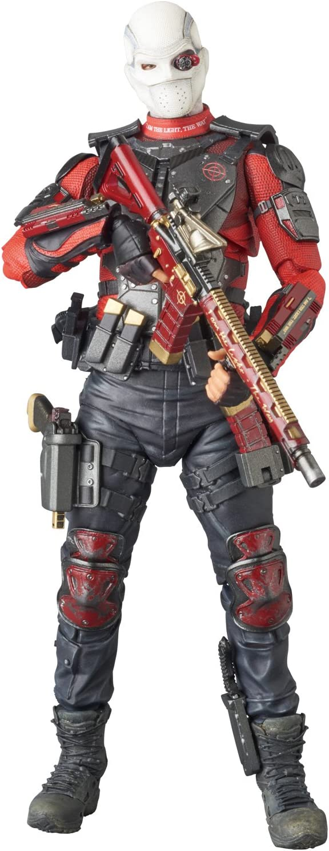 Mafex Suicide Squad Deadshot Japan version
