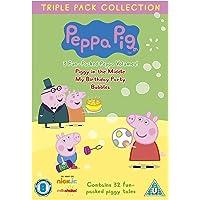 Peppa Pig: Piggy In The Middle/My Birthday Party/Bubbles [Edizione: Regno Unito] [Edizione: Regno Unito]