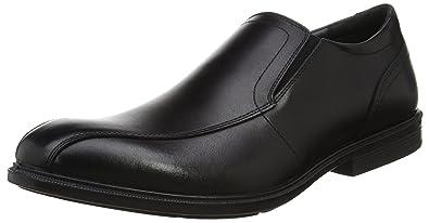 Hush Puppies Deering Mainstreet, Mocasines para Hombre, Negro (Black), 40 EU: Amazon.es: Zapatos y complementos