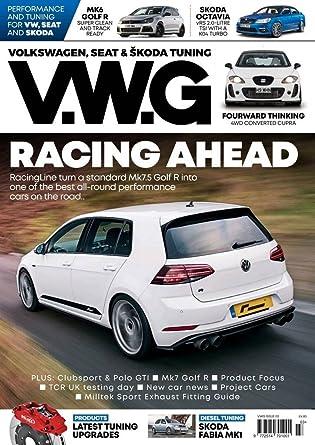 Vwg Magazine Amazon Co Uk Kindle Store