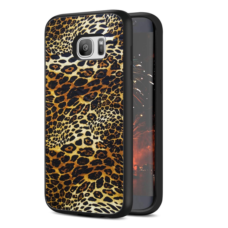 Amazoncom Samsung Galaxy S7 Edge Leopard Print Wallpaper