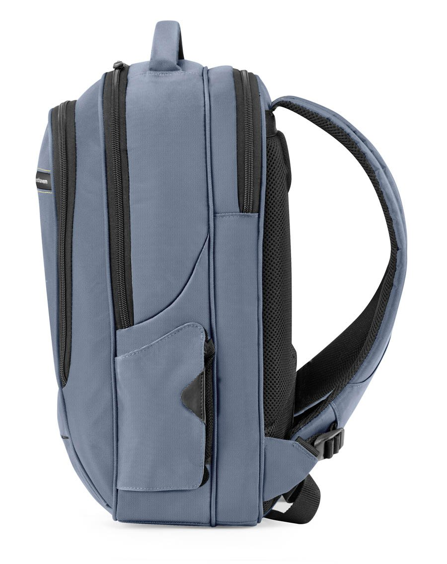 Charcoal Brenthaven 2134 Prostyle Lite Backpack for Macbooks Up To 15.4inch