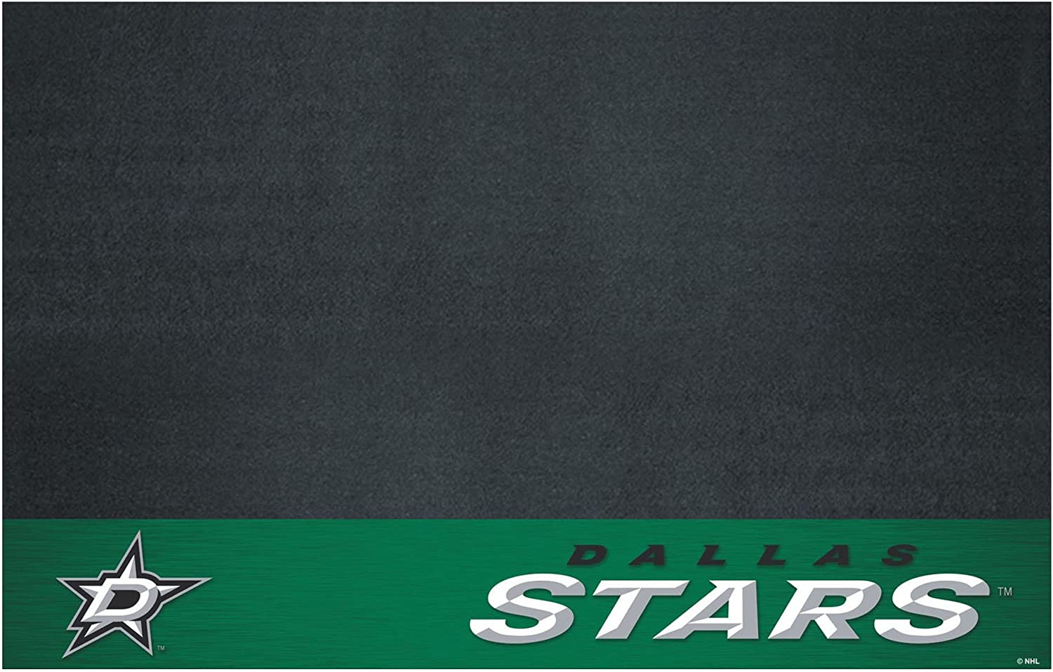 Small Fanmats NHL Dallas Stars Grill Mat