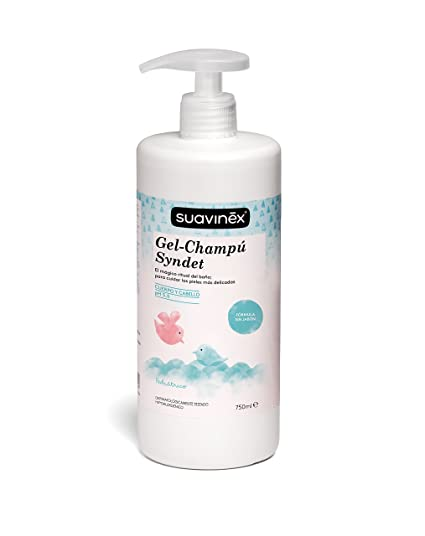 SUAVINEX - GEL CHAMPU PEDIATRICO 750ML