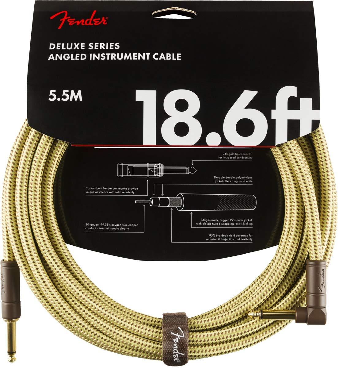 Ne/ón rosa Ernie Ball 18 Cable de Instalaci/ón de Angulo Recto