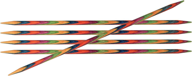KnitPro Symfonie Wood Nadelspiel 2,0 mm 10cm