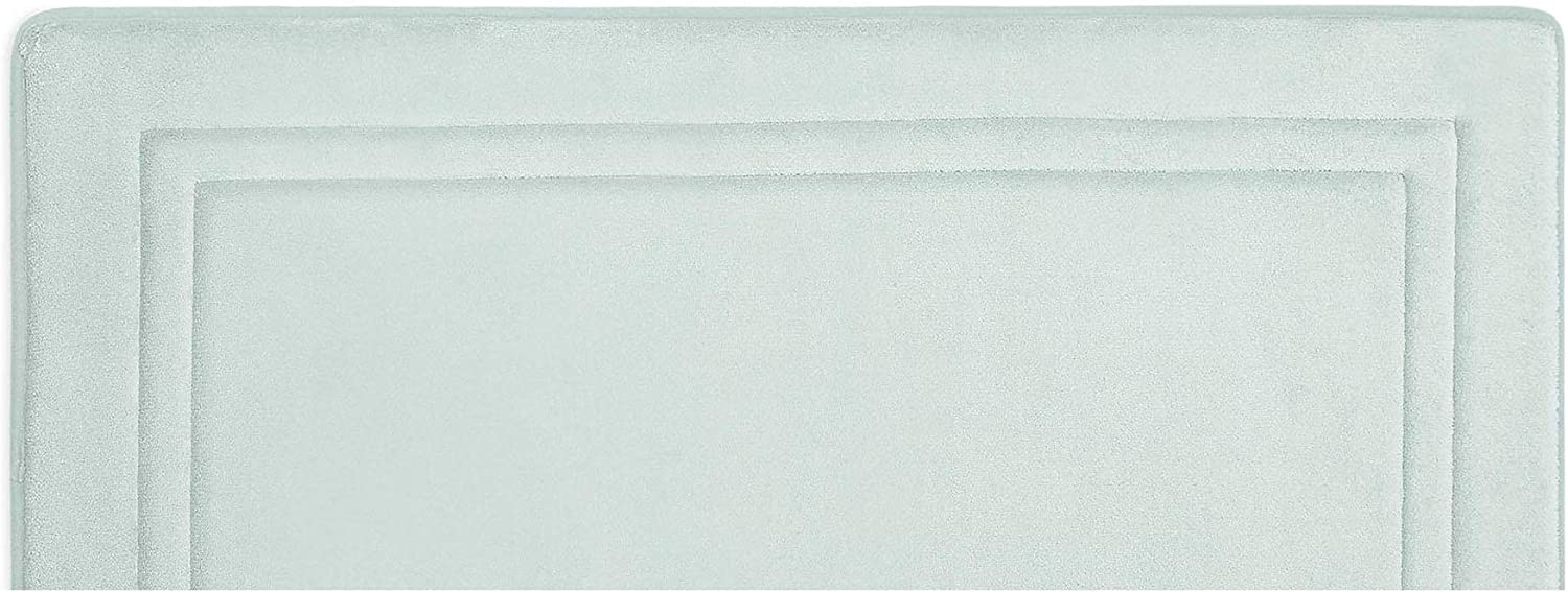 """PARAMOUNT Memory Foam Bath Rug 24/"""" x 36/"""" with details"""