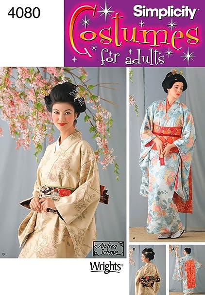 Amazon Simplicity Andrea Schewe Pattern 4080 Misses Japanese