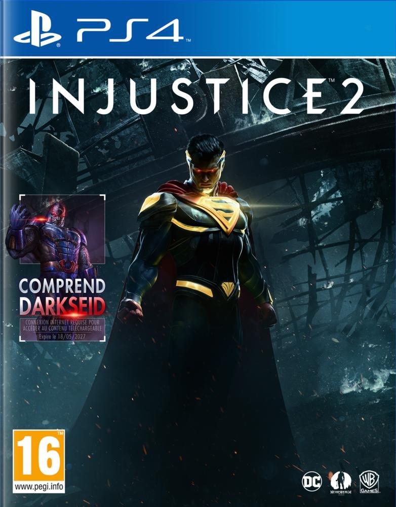 Injustice 2 - PS4 | NetherRealm Studios. Programmeur
