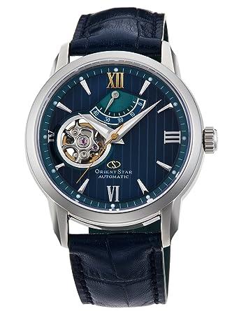 c63eb1f93b [オリエントスター] ORIENT STAR セミスケルトン モデル 機械式 腕時計 RK-DA0001L