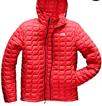 454af0247 The North Face Men Thermoball ECO Hoodie TNF Red Large at Amazon ...