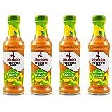 Nando's Lemon & Herb PERi-PERi Sauce - Gluten Free | Non GMO | 4.7 Oz (4 Pack)