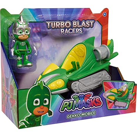 PJ Masks Turbo Blasters Gekko | Toys & Games Vehicles & Remote Control Toys with 1x