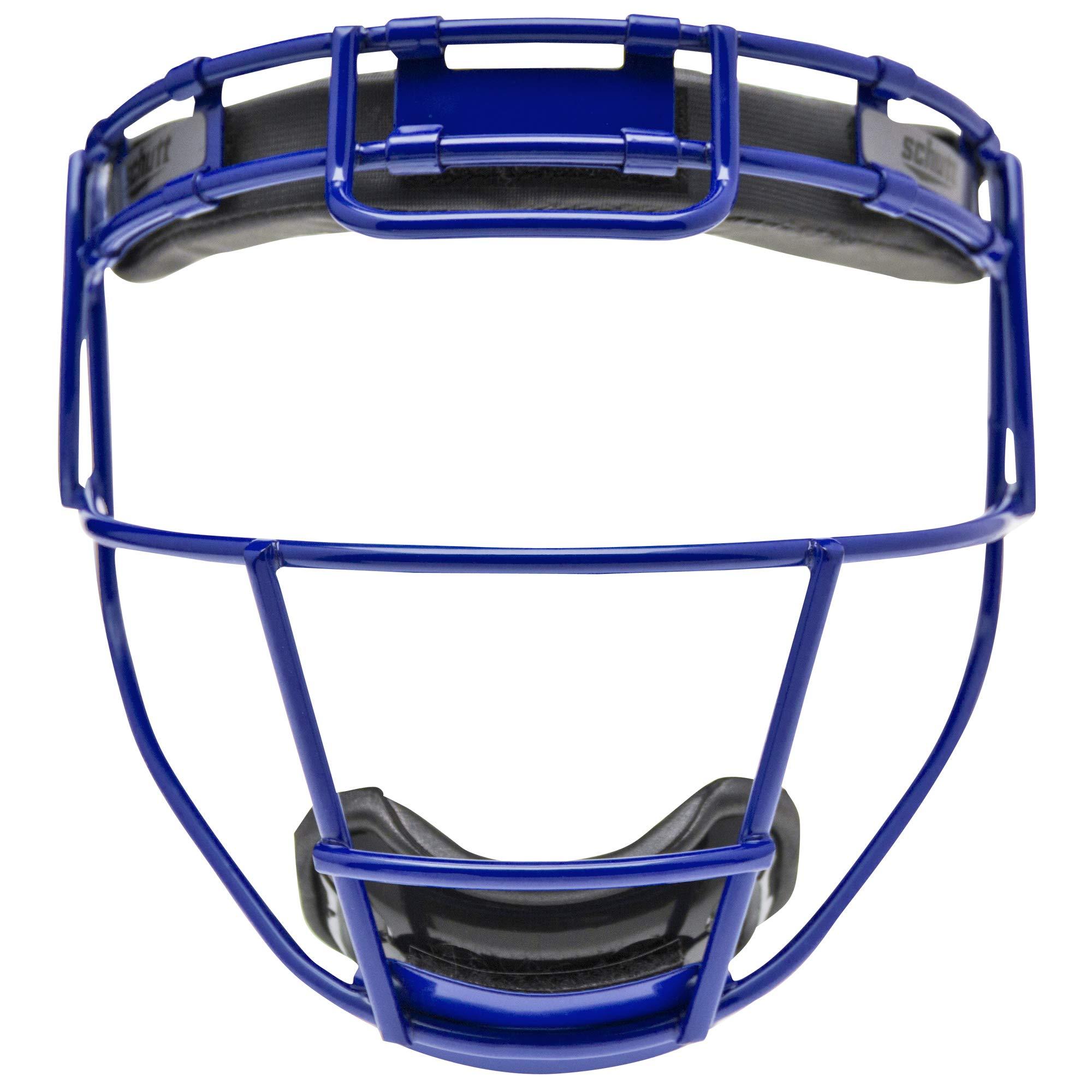 Schutt Sports Softball Fielders Guard, Youth, Seattle Blue by Schutt