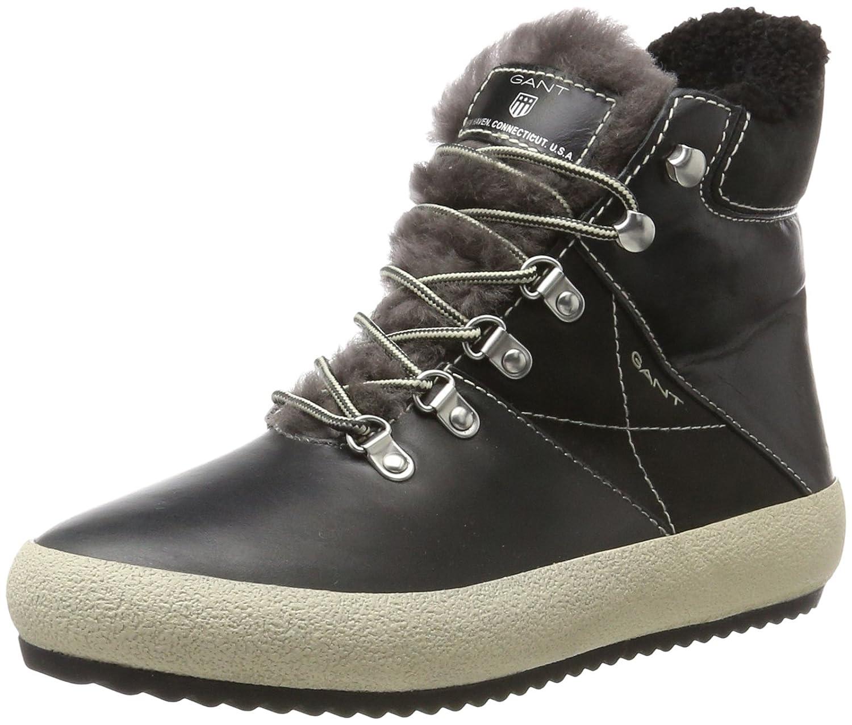 Gant Amy, Zapatillas Altas para Mujer 37 EU|Negro (Black G00)