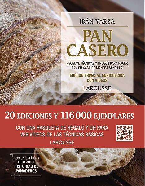 Hoy harás pan: Todos los secretos para elaborar un buen pan COCINA ...