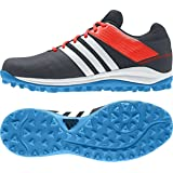 adidas Mens SRS 4 Hockey black breathable mesh upper traxion sole shoes M29763