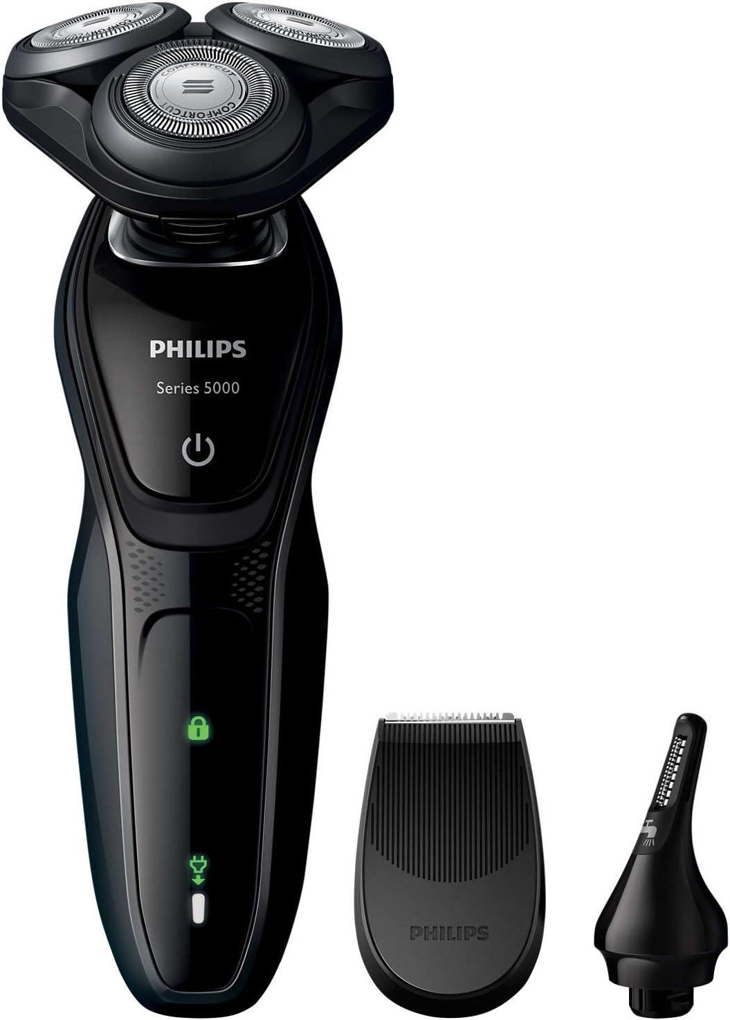 Philips SHAVER Series 5000 S5082/61 - Afeitadora (Máquina de ...