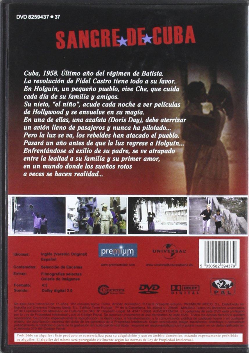 Sangre de Cuba [DVD]: Amazon.es: Gael García Bernal, Harvey ...
