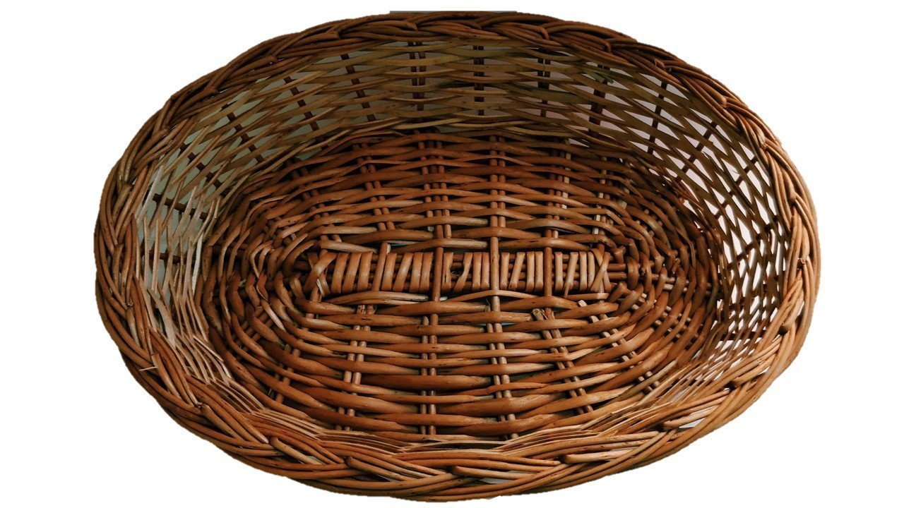 Multipurpose cane basket