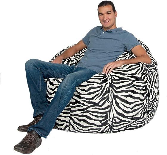 Cozy Sack 4-Feet Bean Bag Chair - a good cheap bean bag chair