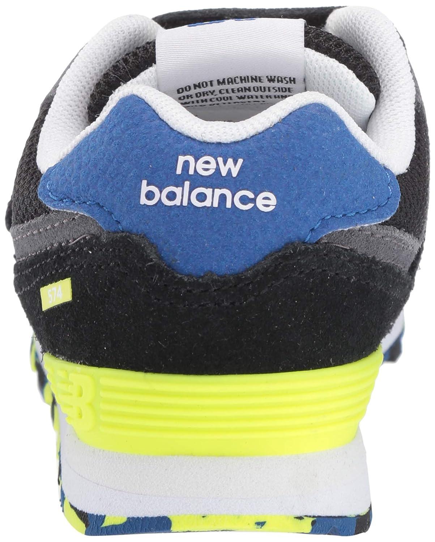 New Balance 574 UJC Black YV574UJC, Basket