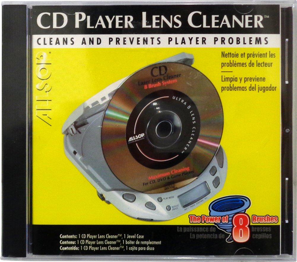ALLSOP 25719 CD Lens Cleaner