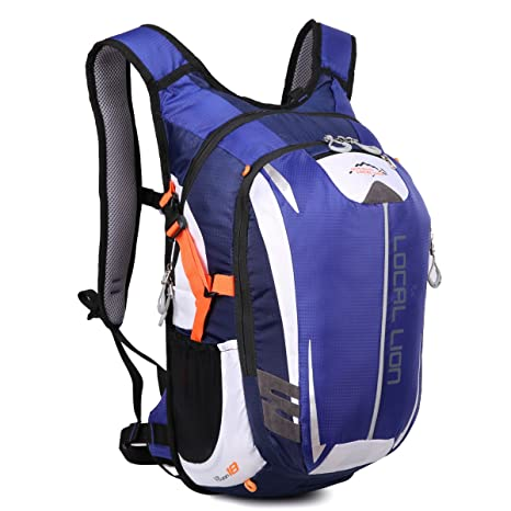 0bc6a19bad8816 LOCALLION Cycling Backpack Riding Backpack Bike Rucksack Outdoor Sports  Daypack for Running Hiking Camping Travelling Ultralight