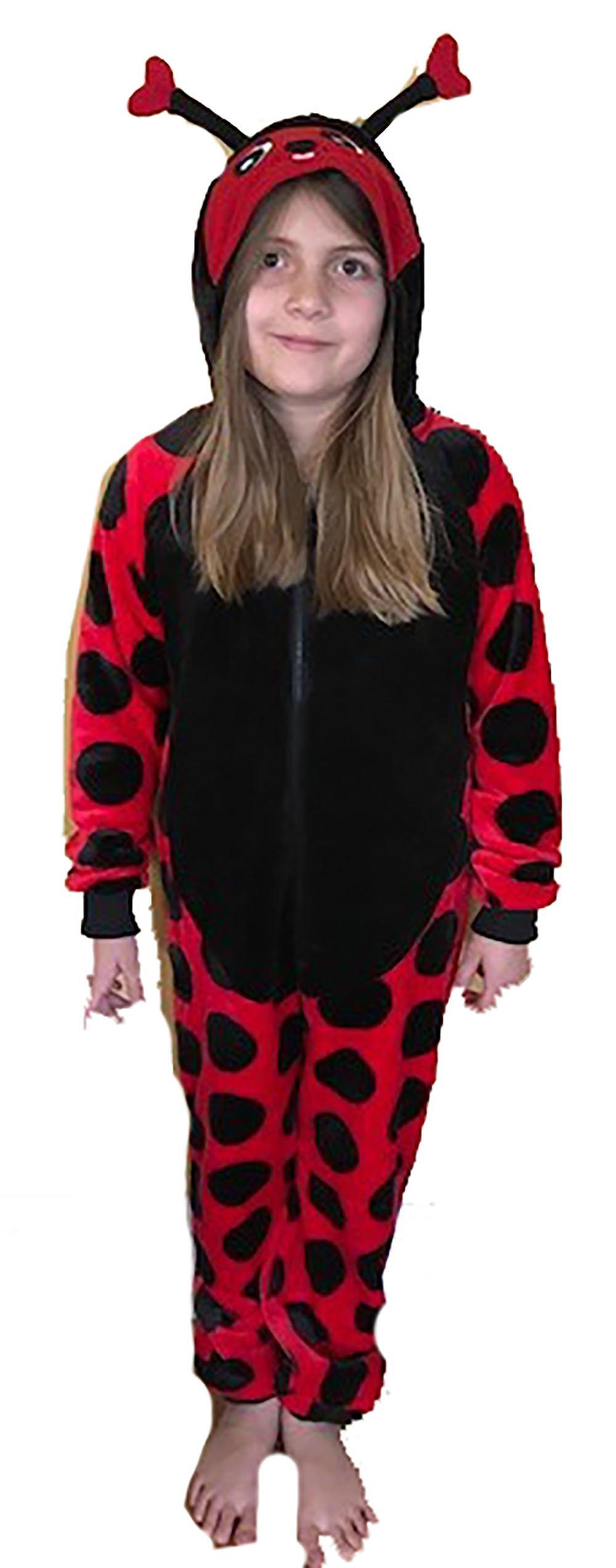 Just Love 6308-2T-Bug Onesie For Kids/Pajamas/Jumpsuit