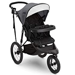 Jeep Classic Jogging Stroller Grey