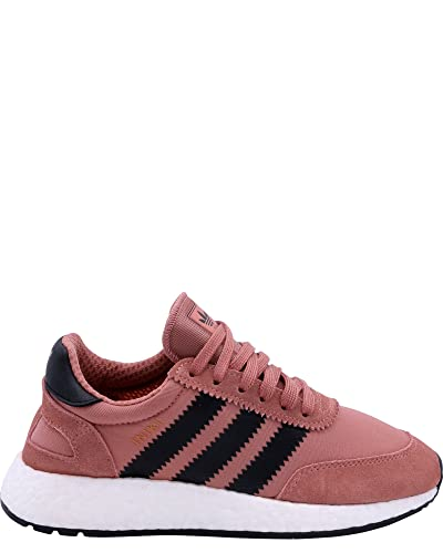 check out 24f4e 5ce75 adidas Iniki Runner Womens in Raw PinkCore Black, 5.5