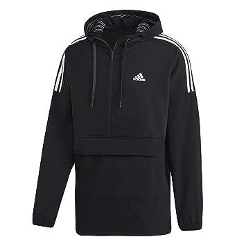 veste homme adidas noire et blanc